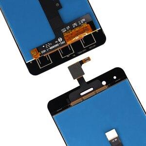 Image 5 - Para BQ Aquaris A4.5 Monitor LCD + Touch Screen Peças de Reparo Eletrônicos 4.5 Polegada Ferramenta Frete Grátis