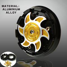Motorcycle Stator Engine Cover Crankcase Engine Protective Side Protector for Yamaha tmax530 Tmax500 Tmax 530 500 dx 2004-2016 new black engine stator cover crankcase for yamaha fzr500 1989 1990