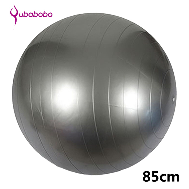 85cm PVC Unisex Yoga Balls For Fitness 4 colors Gym balls for Slimming Baby Balancer ball women Fitness Ball with Air Pump