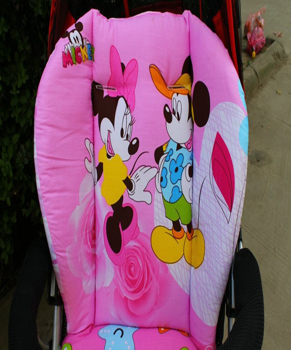 Cotton baby stroller pad seat cushion double use umbrella car accessories chair - Everyone's shopping center store