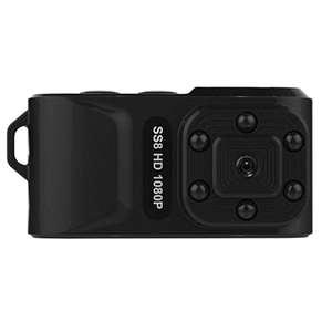 Image 1 - SS8 Mini Pro Hd 1080p Ca r Dvr mouvement infrarouge Mini Sport Dv caméra large