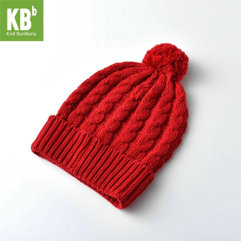 bcc1f86bd05 2018 KBB Primavera Lana Bambini Donna Uomo Knit Warm Moda Treccia ...