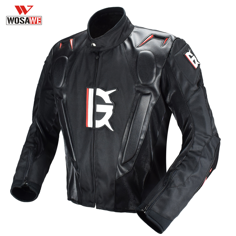 Motorcycle Jacket Skiing Motorbike Jacket Motorcycle Full Body Protective Gear Armor Moto Windproof Reflective Moto Clothing