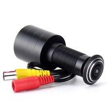 800TVL 魚眼レンズ広視野のぞき穴 CVBS アナログ用ドア表示ホームセキュリティ監視