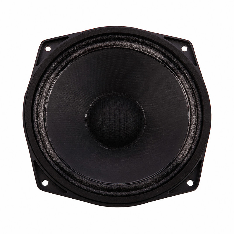 Finlemho 8 Inch Speaker Woofer Coaxial 2 Inch Voice Coil Horn Tweeter For Home Theater HiFi Console Mixer Audio Professional
