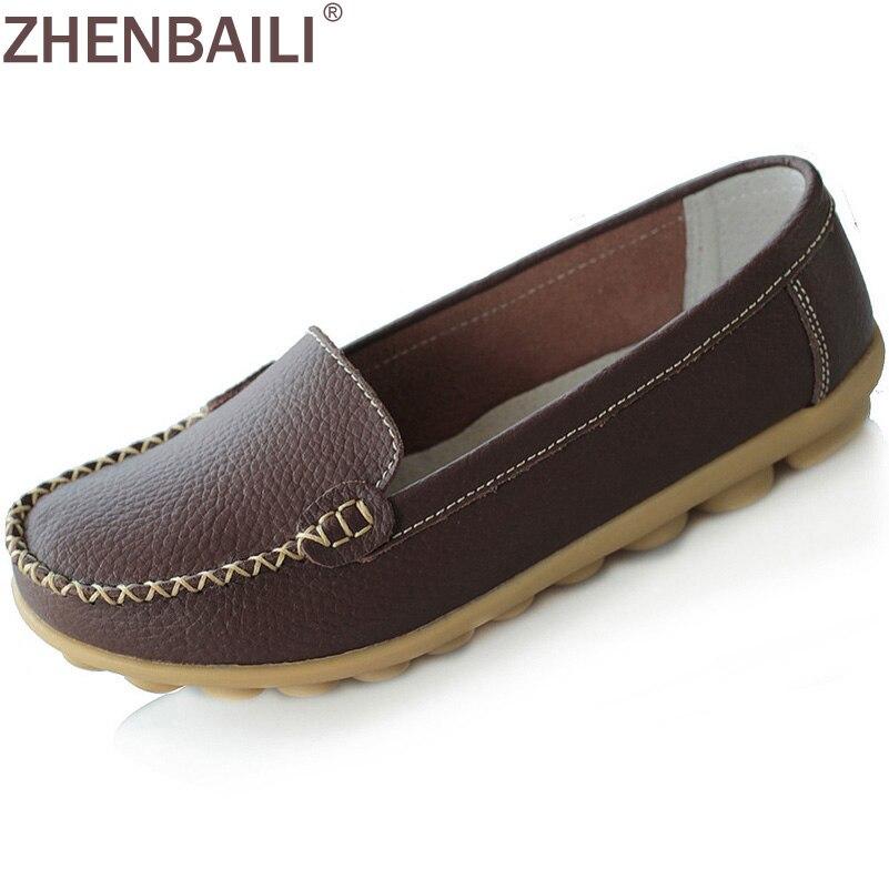 2015 Women Shoes Anti-Skid Women Boat Shoes 8 Colors Shoes Woman Wholesale Flats Slip-on Ballet Comfort Shoe Moccasins Plus Size