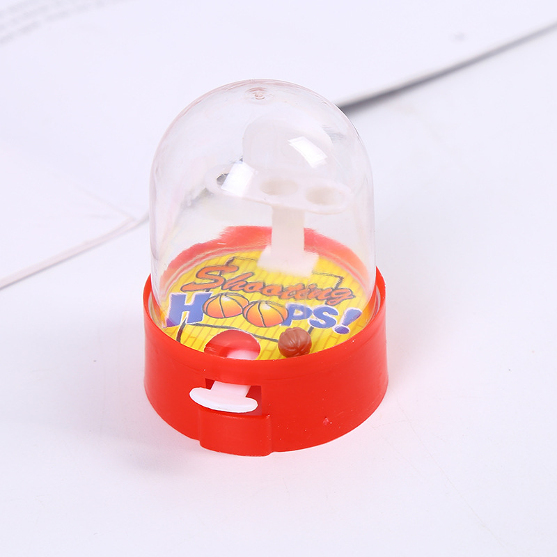 Palm Of The Shooting Toys Mini Shooting Basketball Family Game Desk Ball Finger Kids Toys For Children