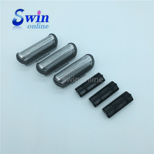 цена на 10B/20B Shaver 3x Foil and 3x  blade for BRAUN CruZer3 Z4 Z5 180 190 1735 1775 Z40 1000 shaver razor