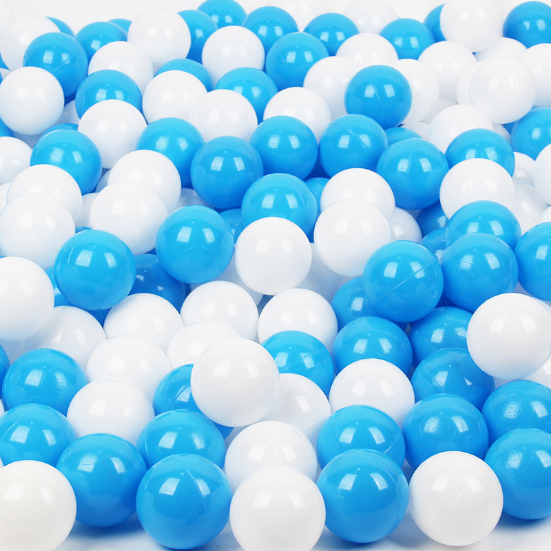 Colorful Soft Plastic Ocean Ball