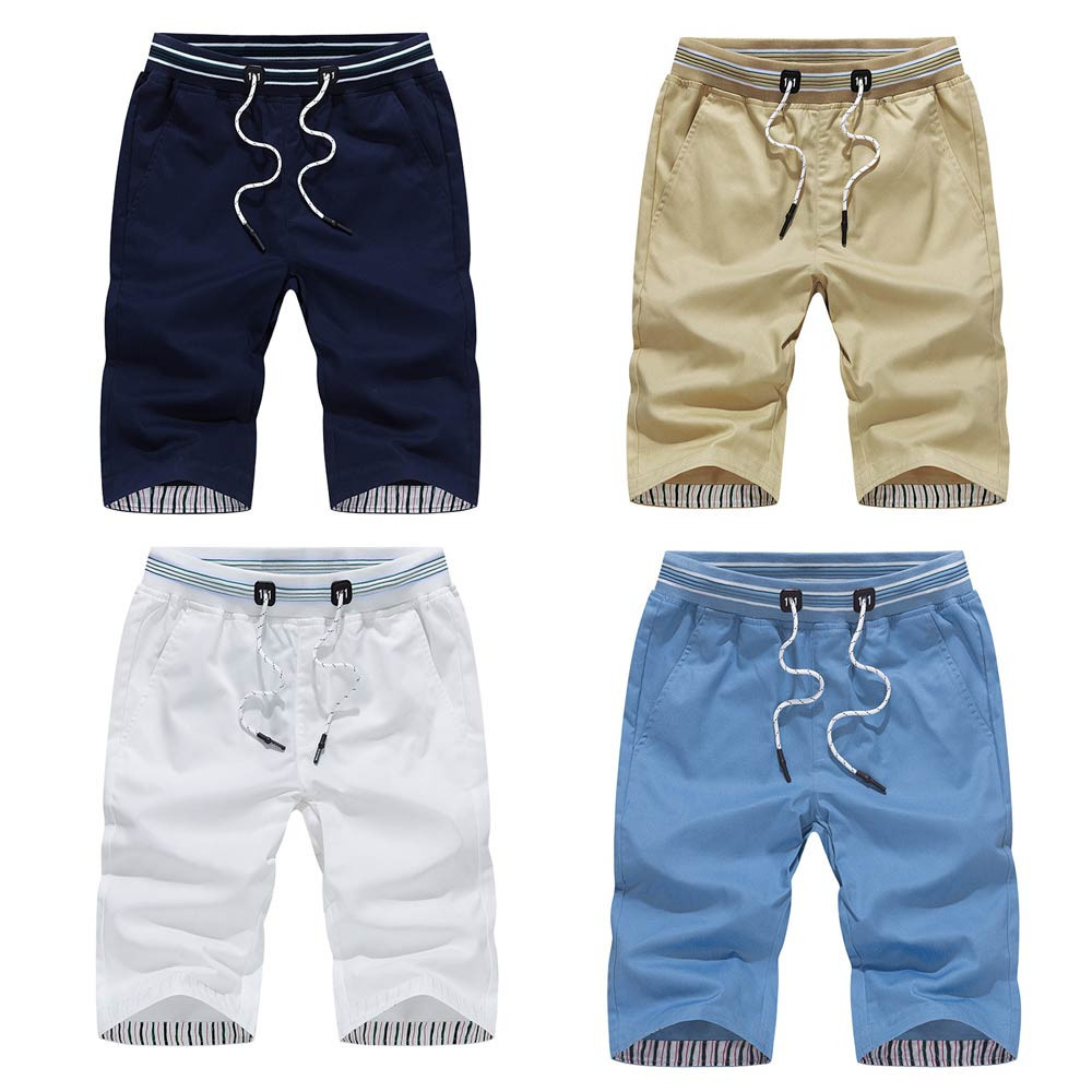 New Hot Fashion Mens Shorts Trunks Quick Beach Water Pants For Male Drop Shipping