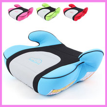 Baby Car Safety Seat Harness Booster Cushion Portable Baby Chair Cushion Child Kids Booster Cushion Pad 3-12 Years