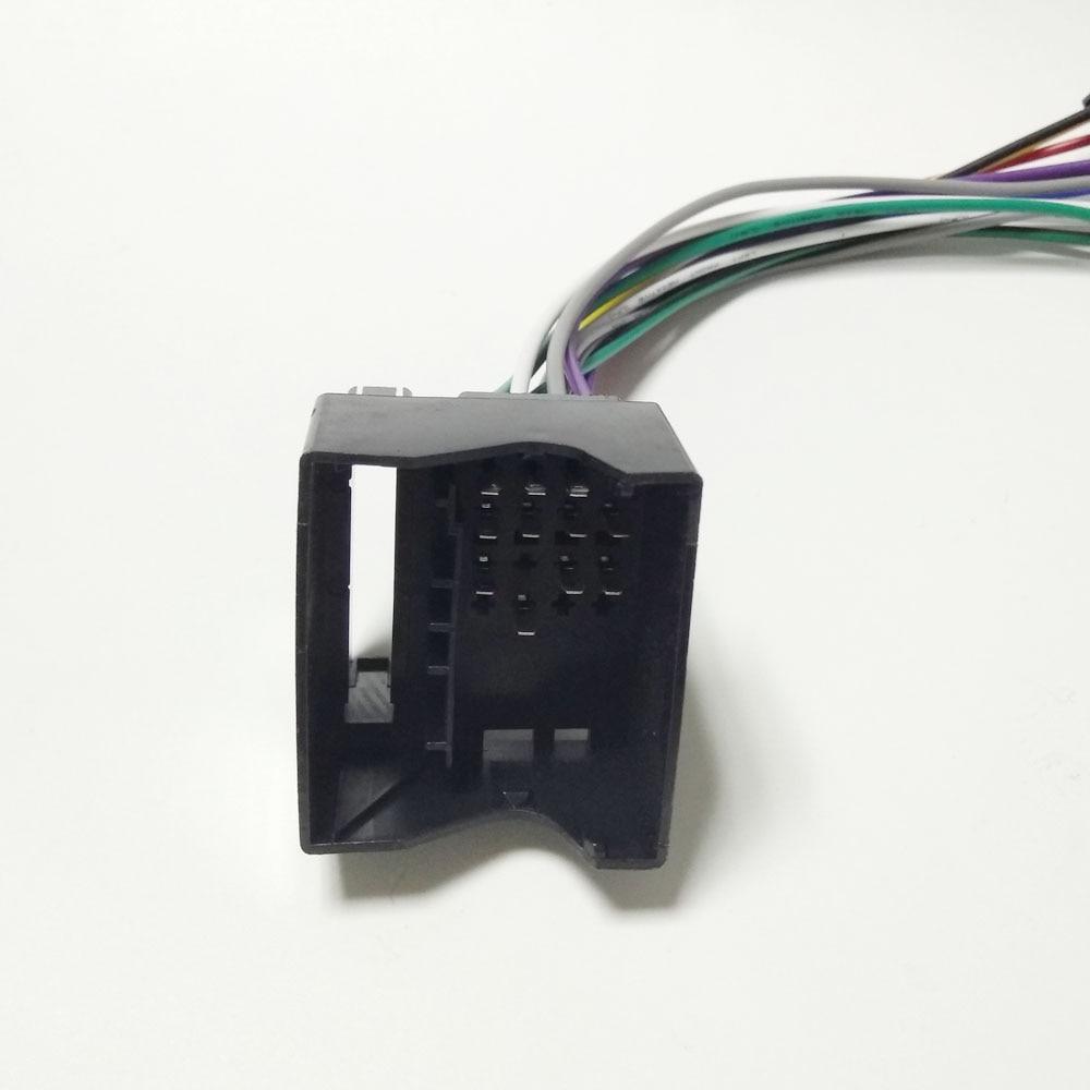 medium resolution of vw mk5 radio wiring cables wiring diagram posmk6 vw radio wiring 16