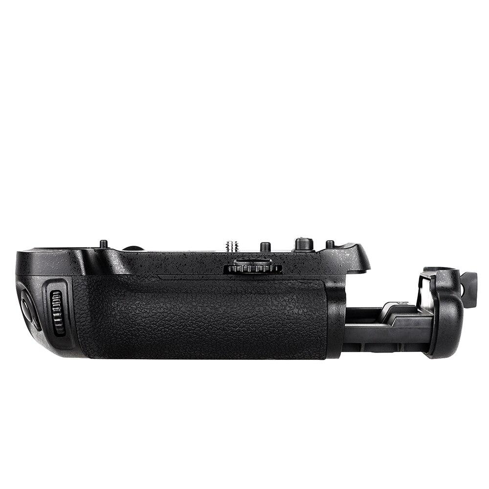 Aperto da bateria Para Nikon D850 MB-D18 DSLR Câmeras Trabalhar com EN-EL15/EN-EL15a ou 8xAA bateria
