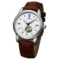 Sunblon - Automatic Mechanical Watch With Leather Band 1
