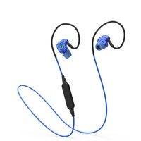 Bluetooth Наушники Спорт стерео Беспроводной наушники с микрофоном IPX5 Водонепроницаемый для смарт-часы