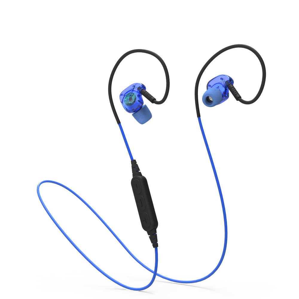 Bluetooth Earphones Sport Stereo Wireless Earphone with Microphone IPX5 Waterproof for Smart Watch qkz c6 sport earphone running earphones waterproof mobile headset with microphone stereo mp3 earhook w1 for mp3 smart phones
