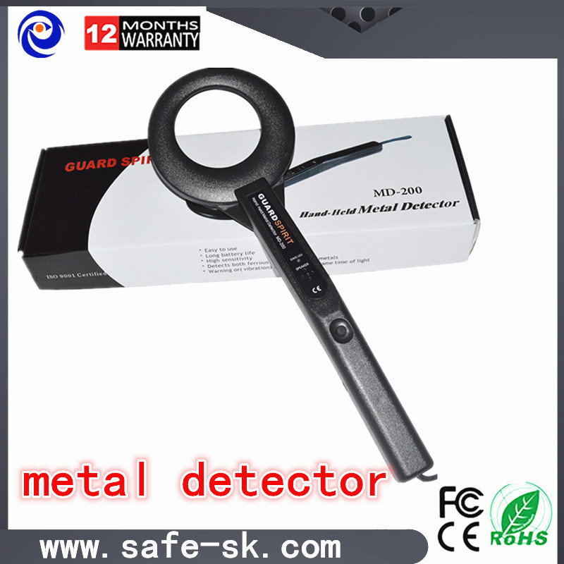 Wholesale Best Handheld Gold Metal Detector Professional High Sensitivity Check For  Body Super Scanner