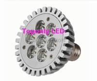 10% di sconto! 7 w alto potere ha condotto la lampada par30 E27 led retrofit lampadina del riflettore AC85-265v CE & ROHS meraviglioso per illuminazione di interni