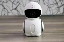 Новый Пингвин Fisheye 180 градусов панорамный ip Камера 1280 P домашнего наблюдения полный вид сеть видеонаблюдения WI-FI безопасности Камера