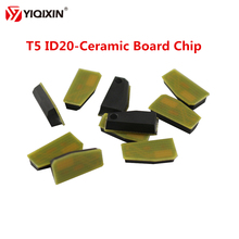 YIQIXIN 10Pcs/lot Car Key Chip T5 ID20 Ceramic Board For Locksmith Tool ID Transponder With Circuit