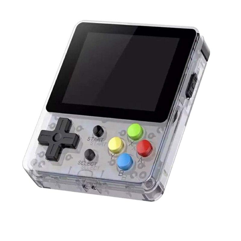 Console de jeu Portable 16G 2.6 pouces couleur Lcd pour Ps1/Cps/Neogeo/Gba/Nes/Mdgbc/Gb/Atari jeux Console de jeu Portable