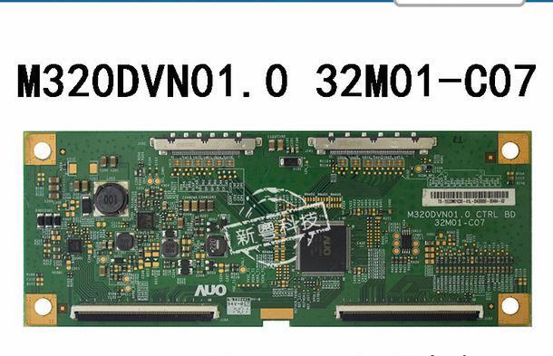 T-con M320DVN01.0 32M01-C07 320LM0002 placa lógica PARA LA PANTALLA