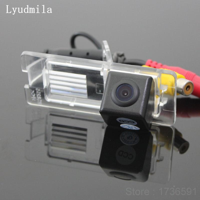Lyudmila FOR Renault Laguna 2/3 2007 ~ 2015 / Parkování aut Backup Kamera / Zadní kamera / HD CCD Night Vision Reverse Camera