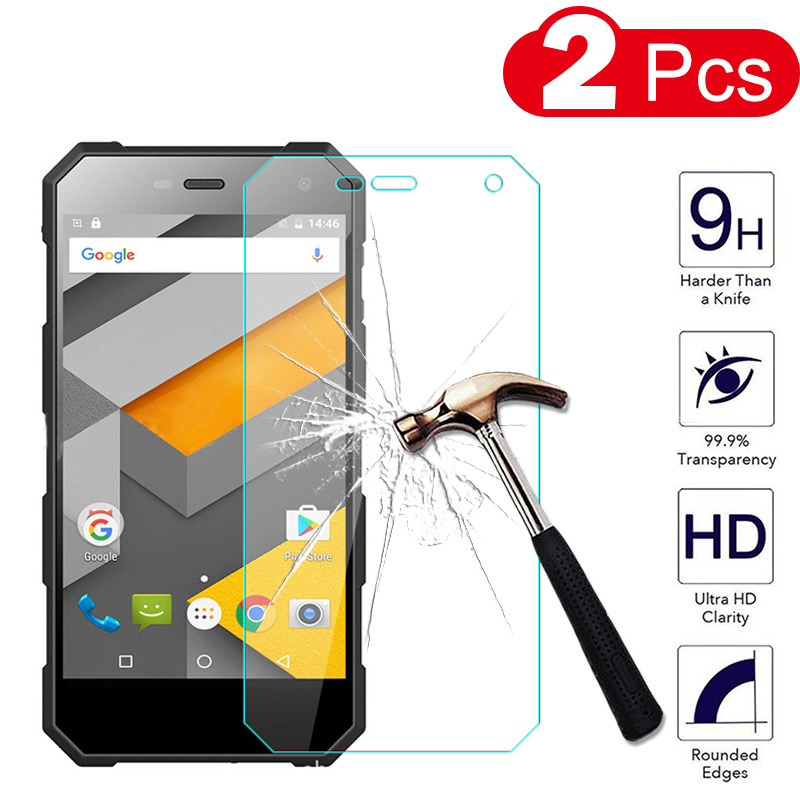 2PCS NEW Screen Protector Phone For Nomu S10 / S10 Pro  Phone Tempered Glass SmartPhone Film Protective Screen Cover