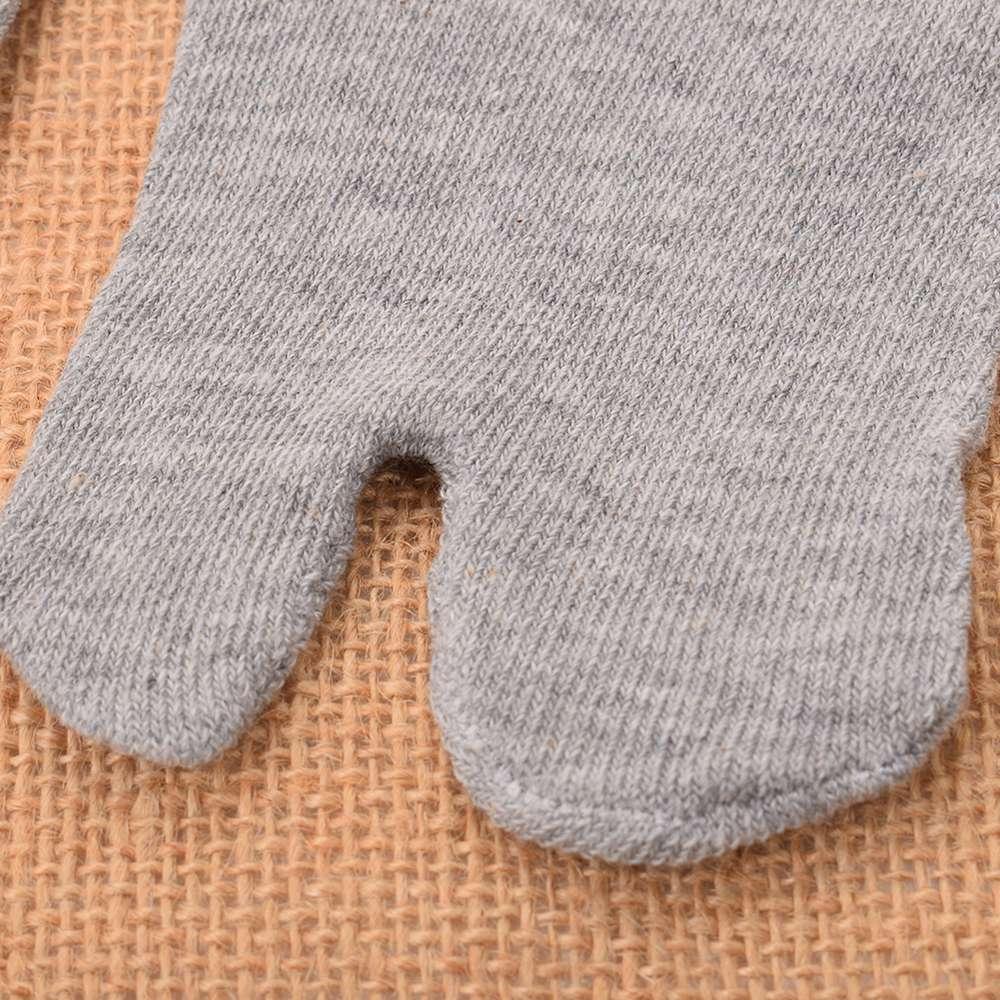 3 Pairs Unisex Ninja Socks Japanese Style Kimono Flip Flop Slipper Sandal Split 2 Toe Tabi Foot Finger for Men Women
