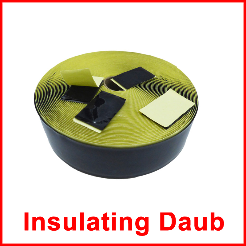 Made in Korea 10pcs/lot Water-Proof Insulation Daub Floor Heating Film Accessories Sealed Joint 5cm x 3.5cm x 10 managing projects made simple