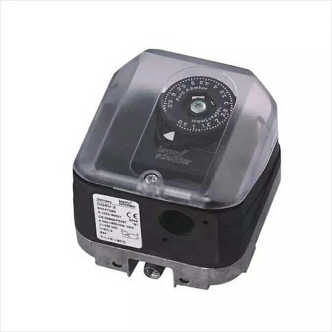 New Original Pressure Switch DG6U-3 KROM SCHRODER DG10U-3 DG50U-3New Original Pressure Switch DG6U-3 KROM SCHRODER DG10U-3 DG50U-3