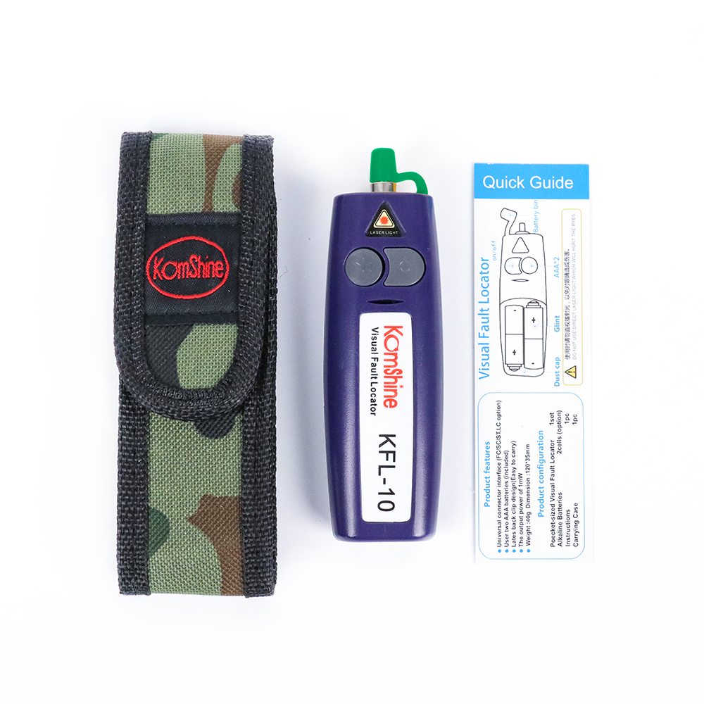 Visual Fault Locator, RISEPRO Red Light Pen 20mV Fiber Optic Cable Tester Test Free shipping