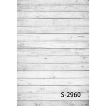 White Grey Wood Floor Backdrop Newborn Baby Shower Backgrounds for Photography Photo Shoot Goods for Photophone Vinyl Cloth 744