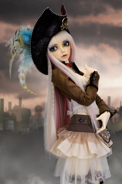 New to 1/3 BJD doll fairyland fee moe60 Rin Mirwen celine  1