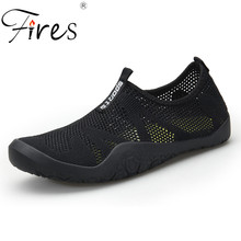 Tüzek Hot Summer Nők Walking Sneakers Out Beach Sportcipők Lélegző Coool Light Úszás Cipők Pár Soft Aqua Shoes