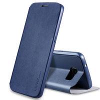 High Quality Luxury Fashion PU TPU Leather Flip Mobile Phone Case For Samsung Galaxy S7