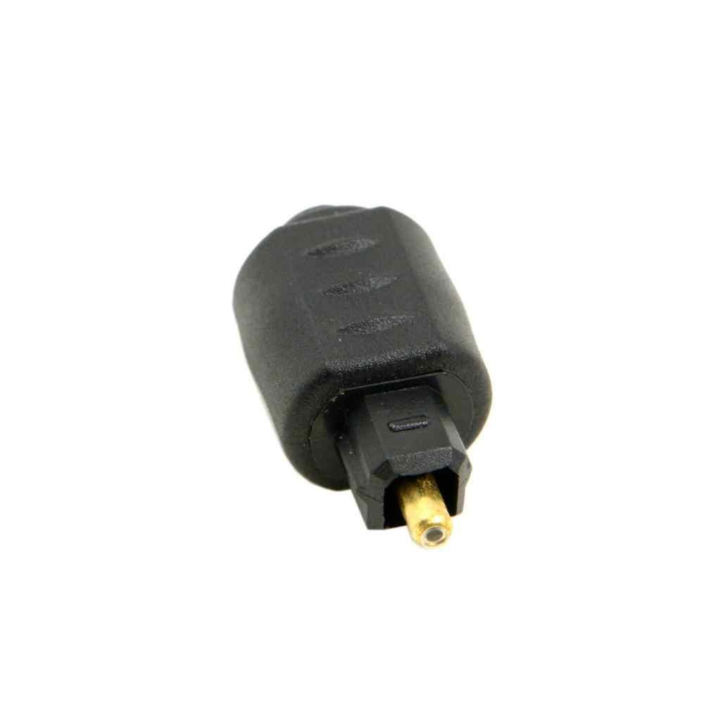 Adaptador de Audio óptico Toslink macho a Mini 3,5mm Toslink hembra