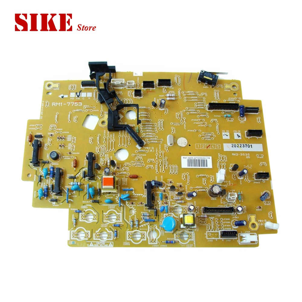 LaserJet Printer DC Control Board For HP M175 M175 NW N275NW M275 175 275 DC Controller Board High voltage board power supply kls s320bci m high voltage board