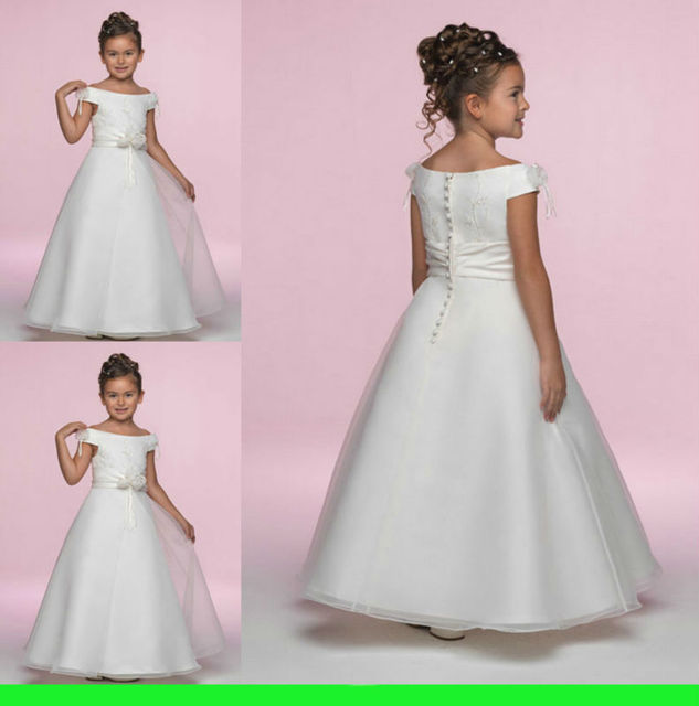 Formal Wedding Flower Girl Dresses
