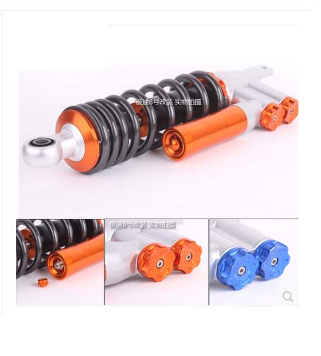 Yama motorcycle shock absorber rear suspension shock absorber fluke wildfire scooter rear shock modification parts
