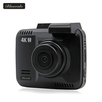 Bluavido 4K Car DVR Full HD 2160P Night Vision Video Camera Recorder GPS Logger Novatek 96660