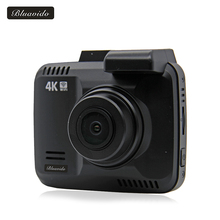 Bluavido 4K Car DVR Full HD 2160P Night Vision Video Camera Recorder GPS Logger Novatek 96660 Vehicle 1080P Dashcam WiFi monitor