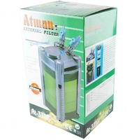 ATMAN aquarium canister external filter AT 3336, easy install for 150 liter tank