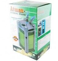 ATMAN aquarium canister external filter AT 3336, easy install for 150 liter tank