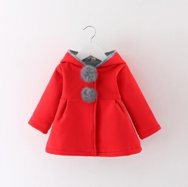 Noworodek dziewcząt płaszcz dziecko jesień wiosna kurtka