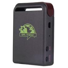 Newest Mini Vehicle GSM GPRS GPS Tracker Or Car Vehicle Tracking Locator Device TK102B цена