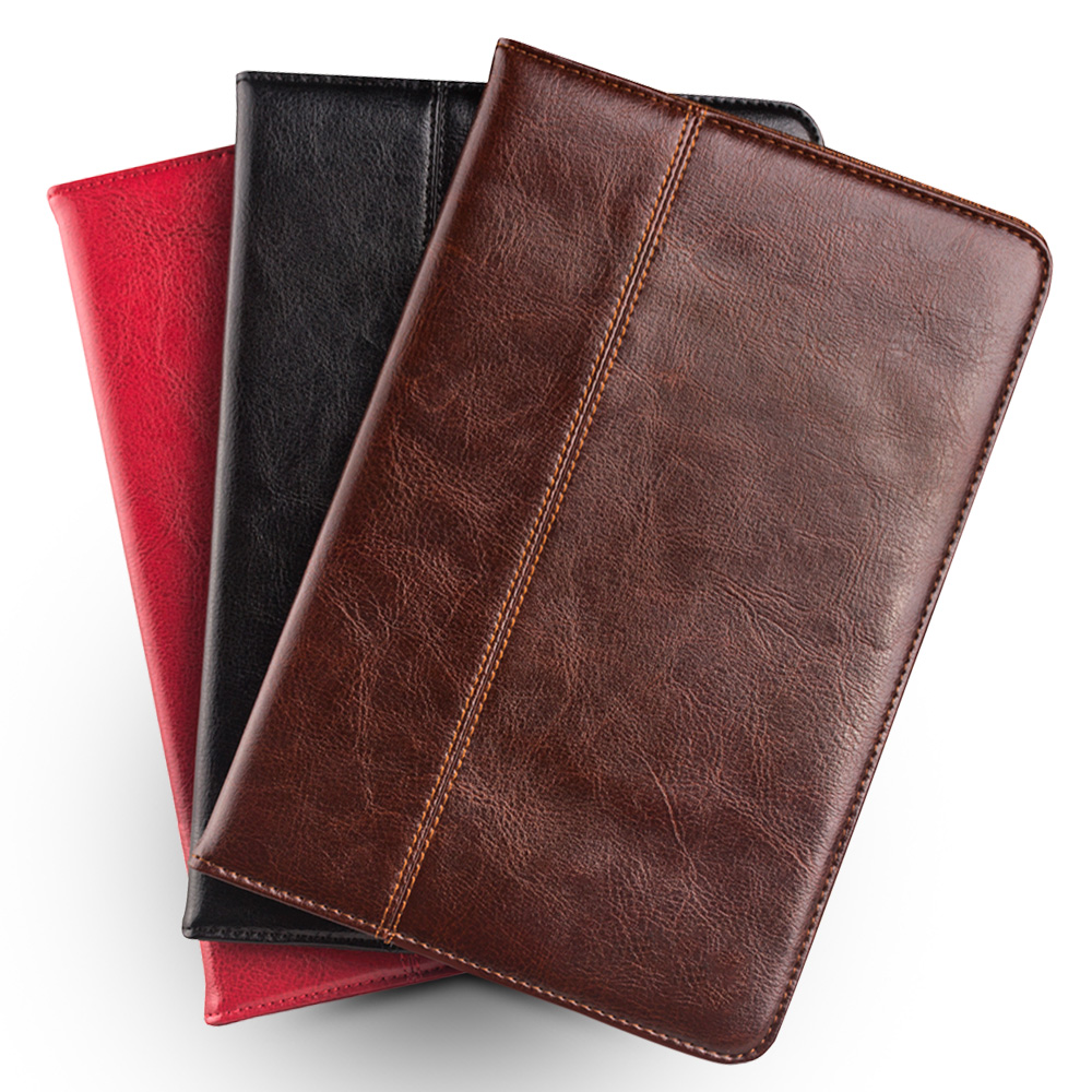 QIALINO Luxury Genuine Leather Smart Tablet Case for iPad Pro 9.7 Flip Stents Dormancy Stand Ultrathin Bag Cover for iPad Air 2 flip left and right stand pu leather case cover for blu vivo air
