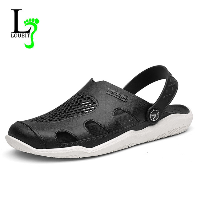 4f9709b9551 Rome Style Men Sandals High Quality 2018 New Design Summer Casual Shoes For  Boy Toe Cover