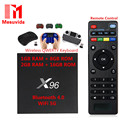 S905X X96 X96 TV Box Amlogic Quad Core Android 6.0 Marshmallow smart box 1/2g 8/16g x96 decodificador pk x92 nexbox a95x V88