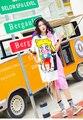 Melinda estilo 2017 nueva wome summer dress de manga corta con lentejuelas patrón de cartón borla deoctated vestidos envío gratis